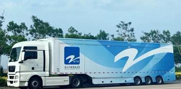 """索尼4K全IP超高清转播车即将登陆""""中国蓝"""""""