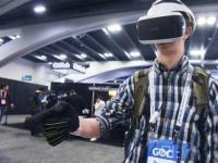 VR/AR可穿戴手套CaptoGlove参展E3 2018 可实现身临其境互动体验