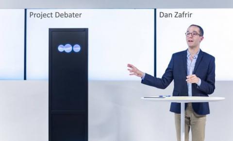"""AI辩论赛胜过人类,""""人机对话""""离我们还有多远?"""