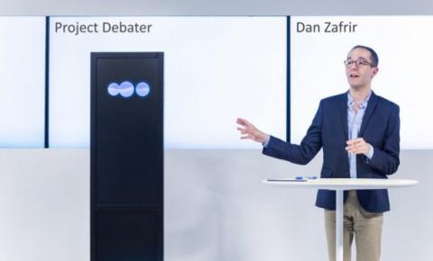 IBM推出会辩论的AI,首战击败人类顶尖辩手