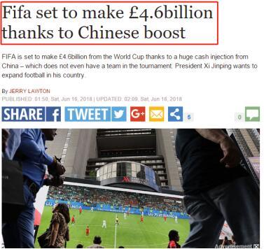 【观点探索】谁将分得46亿美金价值的世界杯版权蛋糕?