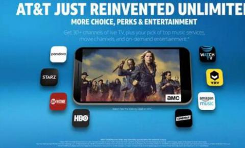 AT&T推出线性OTT服务WatchTV,15美元/月