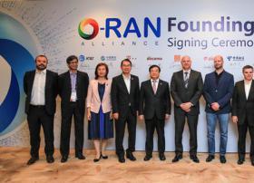 12家运营商召开O-RAN成立大会