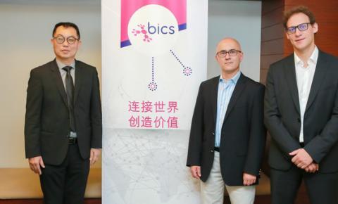 BICS:覆盖全球移动<font color=