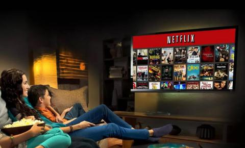 Netflix 70%流媒体播放量来自电视