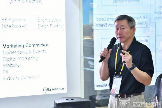 阿里云助力产业发展 LoRa联盟亮相MWC上海
