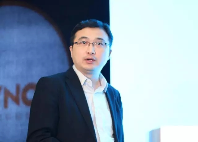 【回顾】杨洪斌:通信新定义 全球无漫游