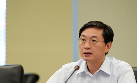 今日起联通总经理陆益民调任中国通用任总经理