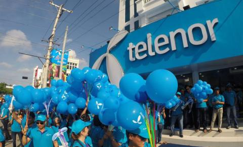 Telenor缅甸拟扩大LTE<font color=