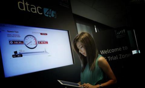 DTAC将部署泰国首张TD-LTE网络 <font color=