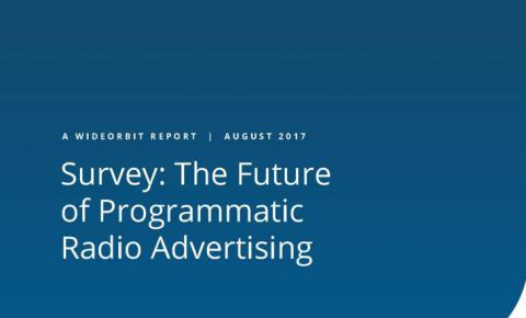 WideOrbit:2017音频广播广告程序化购买报告