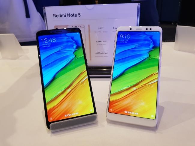 小米在韩国市场玩大了!携手当地运营商共同开卖红米Note 5
