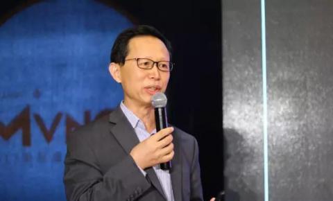 【回顾】爱立信丁云贵:物联网创新平台及UDN数字业务运营