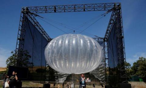 Alphabet将与Telkom在肯尼亚用热气球部署移动网络