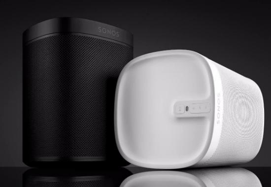 智能音箱Sonos递交<font color=