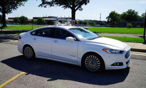 福特拟投资40亿美元成立自动驾驶汽车公司