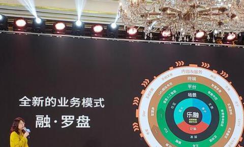 """原乐视品牌乐融推新业务""""融.罗盘"""" 建立新的亲子生态品牌"""