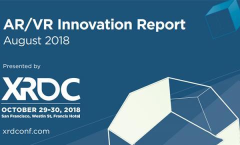 XRDC最新报告:Vive仍是开发者首选平台 未来AR将超过VR
