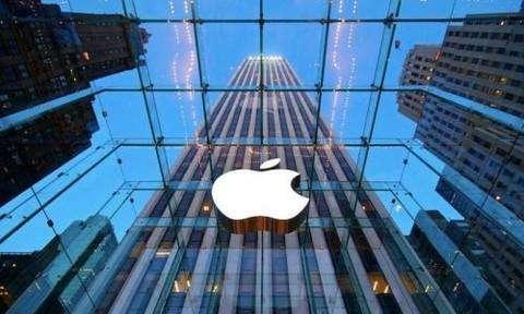 苹果成首家股价破万亿美元的科技公司