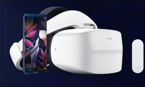 华为VR2头显开放6-DoF应用 适配NOLO CV1玩SteamVR游戏
