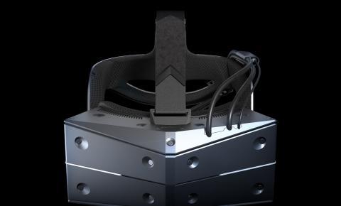StarVR 推出搭载集成眼动追踪的 VR 头戴式设备
