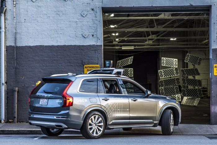投资者建议Uber放弃自动驾驶汽车项目