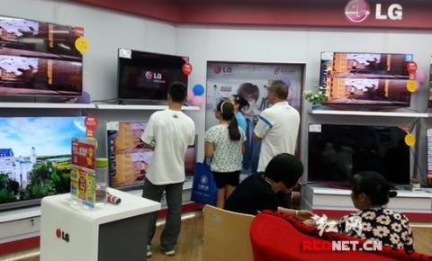 """彩电半年考成绩出炉 手机厂商被传""""造电视""""搅局"""