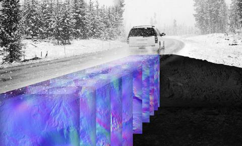 打造更安全驾驶 WaveSense提出在自动驾驶汽车中使用探地雷达技术