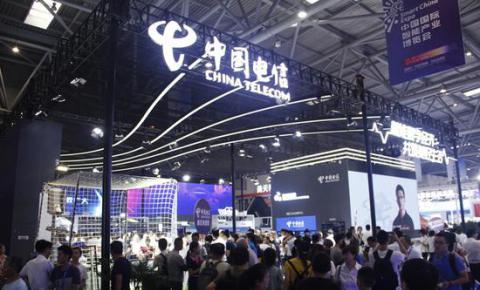 """7大板块43项内容 中国电信全面展现""""智慧力量"""""""