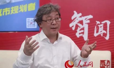 中国工程院院士、同济大学副校长吴志强