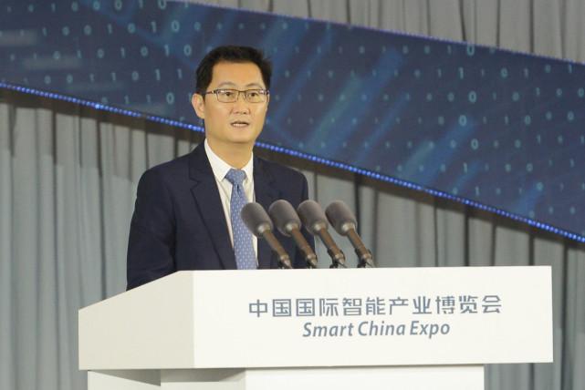 马化腾宣布腾讯西南总部将落地重庆、投资云计算数据中心30亿元,宣布与<font color=