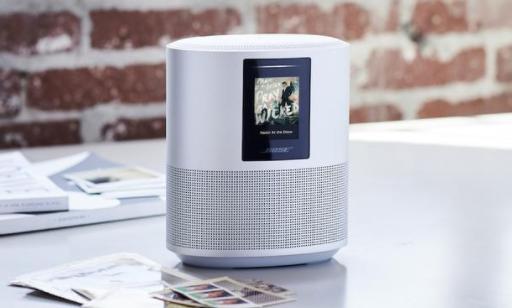 挑战 HomePod,Bose 新推内置 Alexa 语音控制功能的智能音箱