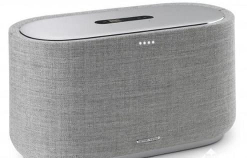 哈曼卡顿发布智能音箱新品 搭载谷歌语音助手