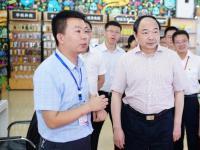 中国联通总经理李国华赴重庆市分公司开展调研