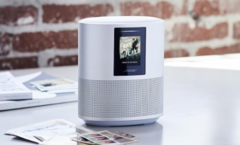 挑战 HomePod,Bose 新推内置 Alexa <font color=