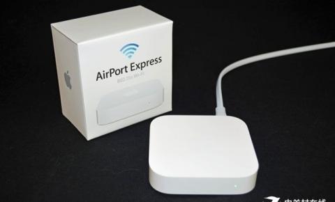 苹果发布AirPort Express<font color=