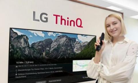 LG电子计划在更多国家推出人工<font color=