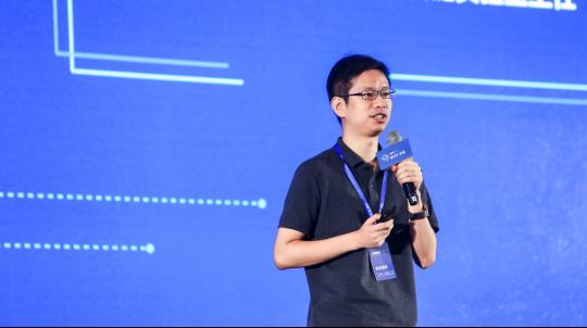 百度谭待:区块链3.0时代 大数据+AI共建可信生态