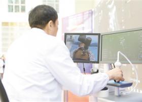 全球首款包虫病远程+智能超声辅助诊断系统落户青海