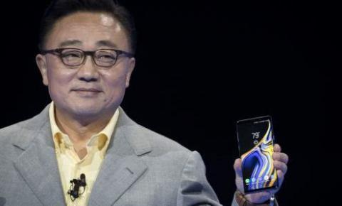 三星高东真证实:三星智能折叠手机将在11月对外发布