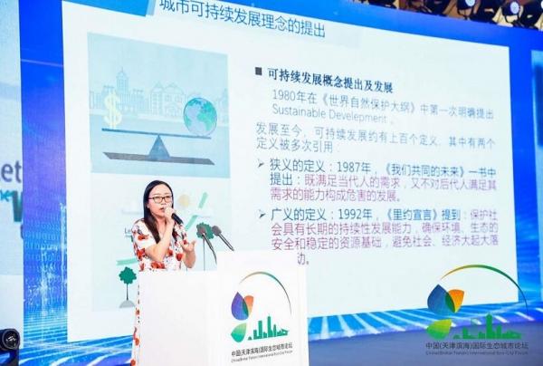 顾惠芳:可持续发展下的中国城市治理智慧化
