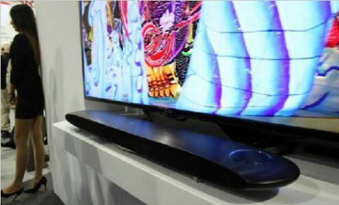 夏普推出两款杜比全景声电视音响 可承载<font color=