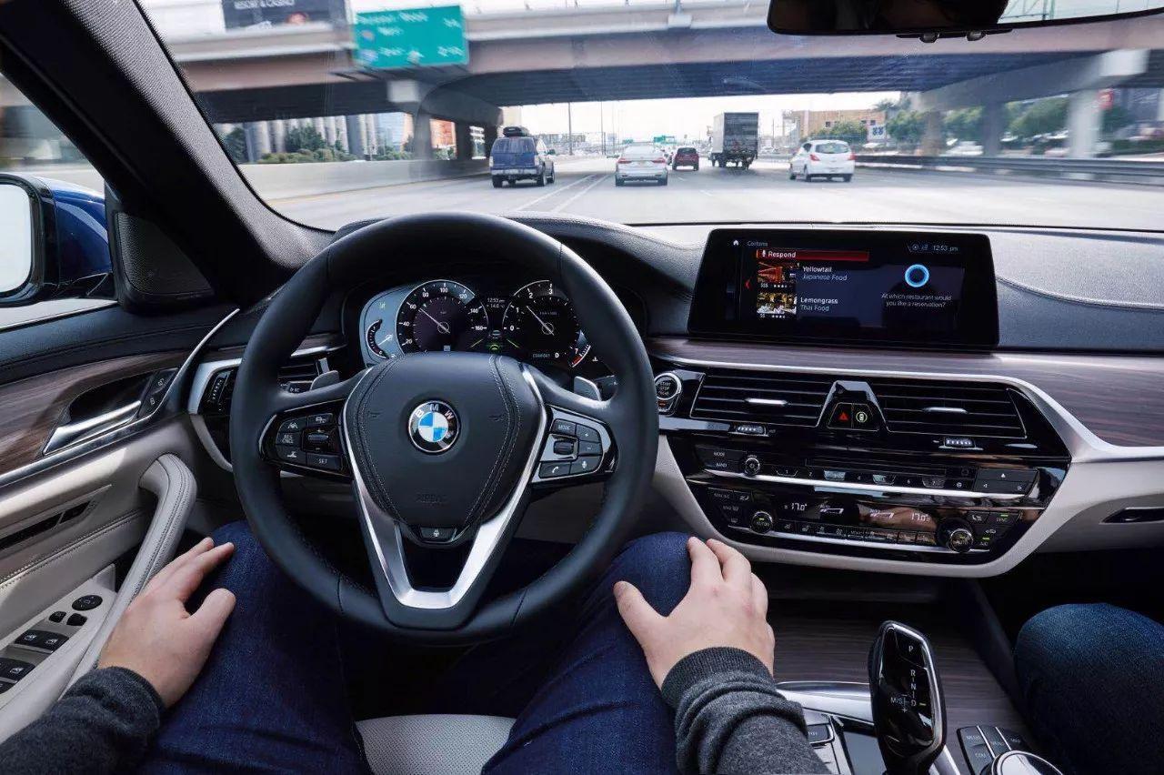 首个5G车联网项目落地 宝马缘何再度联手智网科技?