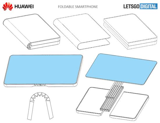 华为首款折叠屏手机确认今年推出:定位取代<font color=