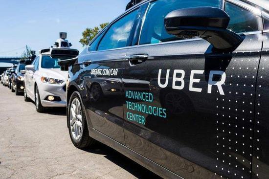 Uber投1.5亿美元建多伦多工程中心 研发自动驾驶