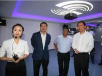 总局张宏森一行到陕西广电网络考察调研