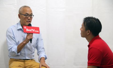 BesTV专访NBA中国区CEO张墀驹:永远将球迷放在心中是成功的唯一途径