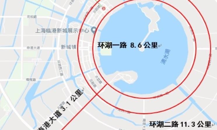 上海市第二阶段智能网联汽车开放测试道路公布:增至37.2公里