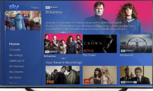 Sky推出Netflix订阅包
