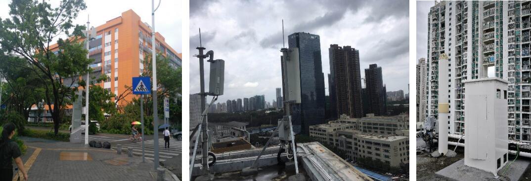 """深圳电信5G网络经受住超强台风""""山竹""""考验"""